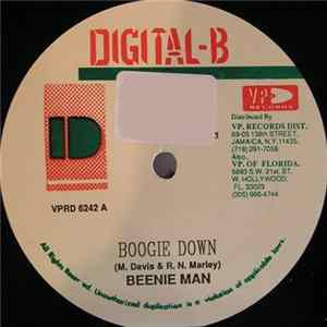Beenie Man / Daddy Screw - Boogie Down / Big Up The Girl flac-Album