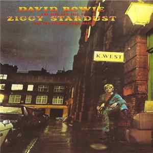 David Bowie - The Rise And Fall Of Ziggy Stardust And The Spiders From Mars flac-Album
