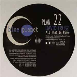 David Trusz - All That Is Pure / Space Station flac-Album