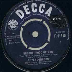 Bryan Johnson - Brotherhood Of Man flac-Album