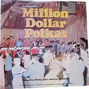 Jimmy Sturr And His Orchestra - Million Dollar Polkas flac-Album