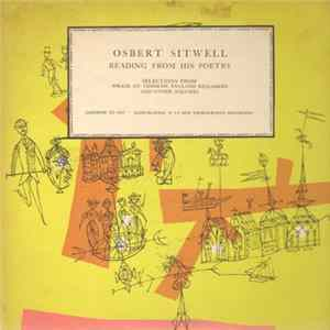 Osbert Sitwell - Reading From His Poetry flac-Album