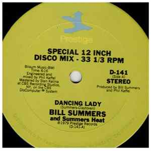 Bill Summers & Summers Heat - Dancing Lady / Feel The Heat flac-Album