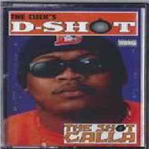 D-Shot - The Shot Calla flac-Album