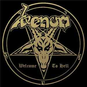Venom - Welcome To Hell flac-Album