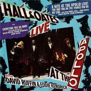 Daryl Hall & John Oates - A Nite At The Apollo Live! flac-Album