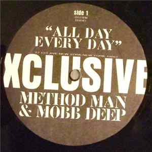 Method Man - All Day Every Day flac-Album