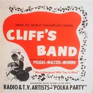 Cliff's Band - No. 3 Polka Festival Special flac-Album